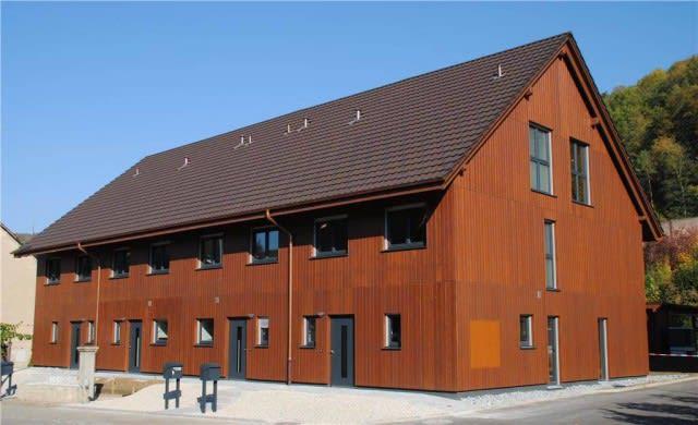5 1/2-Eckreihen-Haus / 147 m2