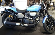 Yamaha XV 950 Swiss Edition ABS