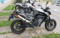 KTM 790 Duke L Black ABS