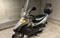 Kymco Movie XL 125-4T