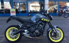 Yamaha MT-09 ABS