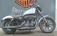 Harley-Davidson XL 1200 NS Iron ABS