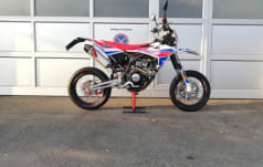 Fantic Motard 125 Performance