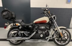 Harley-Davidson XL 883L Sport. Super Low