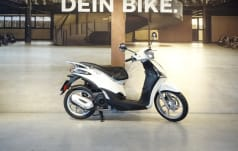 Piaggio Liberty 125 iGet ABS