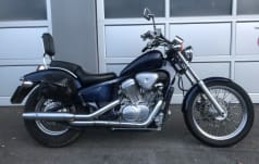 Honda VT 600 C K Shadow 89
