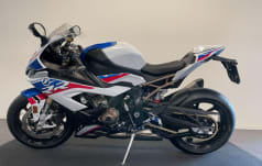 BMW S 1000 RR Akrapovic Full Exhaust