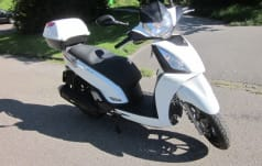 Kymco People GTI 125 injection