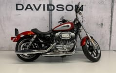 Harley-Davidson XL 883L Super Low ABS
