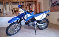 Yamaha TTR 125  Kindercross