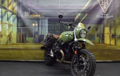 BMW R nine T Urban G/S ABS *ARMY Pz Stabs KP 117 made by VTR Customs*