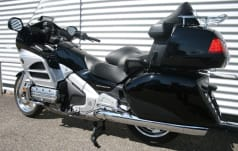 Honda GL 1800 Gold Wing A ABS Airbag No Airbag