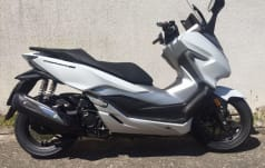 Honda NSS 300 A Forza ABS NEW Model mit Traktionskontrolle