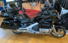Honda GL 1800 Gold Wing ABS Luxury Edition
