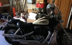 Honda VT 1100 C2 S-W Shadow