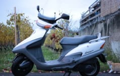 Honda CHA 125 Spacy