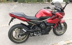 Yamaha XJ 6 Diversion ABS