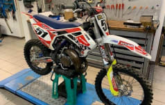 Husqvarna Cross tc 85