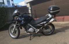 BMW F 650 GS (safetyedition)