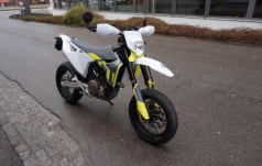 Husqvarna 701 Supermoto MY 2021 Step Two