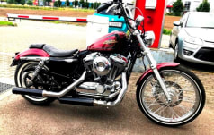 Harley-Davidson XL 1200 V Seventy Two ABS