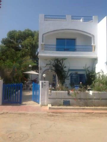 Villa bord de mer Hammamet