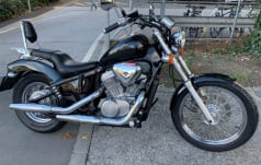 Honda VT 600 C W Shadow