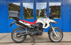 BMW F 650 GS ABS (safetyed.)