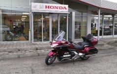 Honda GL 1800 Gold Wing Tour DA