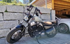 Harley-Davidson XL 1200 X Forty Eight