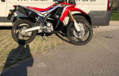Honda CRF 250 RL Rally