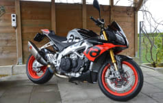 Aprilia Tuono V4 1100 Factory Semi Active Suspension