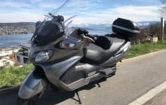 Suzuki AN 650 Burgman A ABS EXECUTIVE