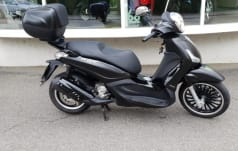 Piaggio Beverly 300 ABS Police