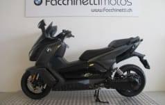 BMW C evolution  ABS