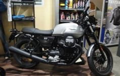 Moto Guzzi V7 III Rough 750 ABS