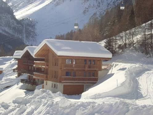 Appartement Grimentz Val d'Anniviers