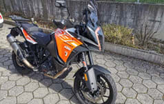 KTM 1290 Super Adventure ABS