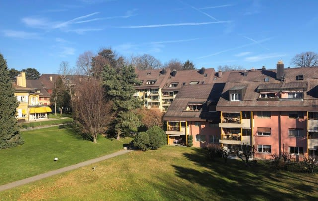 Morges Attique 109 m2 + Mezzanine 23 m2 (& Location à terme)