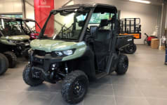Can-AM Traxter HD5 Base Swiss Edition