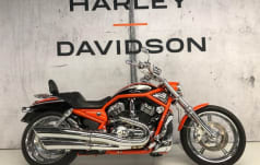 Harley-Davidson VRSCSE2 1250 Screamin Eagle V-Rod  köstlich