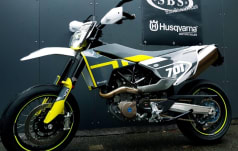 Husqvarna 701 Supermoto 2020 Spezial Decor